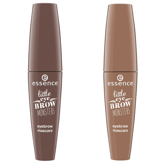 Essence Little eyebrow monsters trend edition