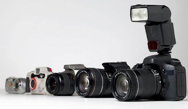 Lugares para comprar câmera fotográfica na Califórnia