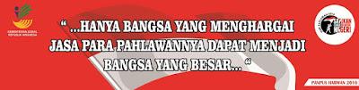 Petunjuk Hening Cipta Serentak 60 Detik Hari Pahlawan 10 November 2016