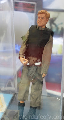 "Screen used ""Wray Wray"" doll from the Con Man series"