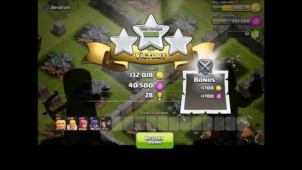 clash of clans witch level 6