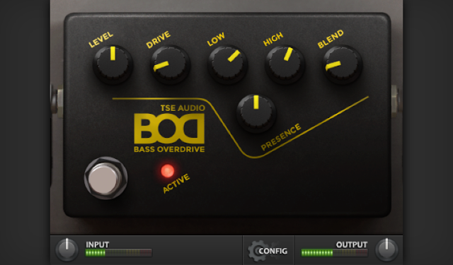 Free TSE Audio BOD v3.0.0 WIN/MAC