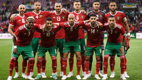 المغرب يفوز على منتخب استونيا 3-1 استعدادا لكاس العالم 2018