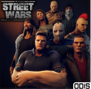 Download Street Wars PvP v1.11 Android Online Game