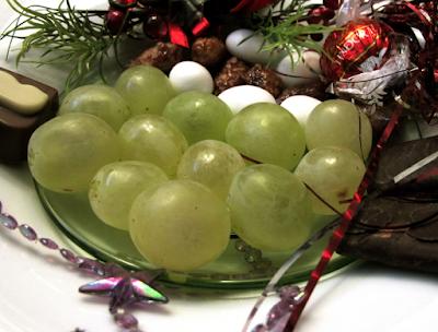 frutas ano novo