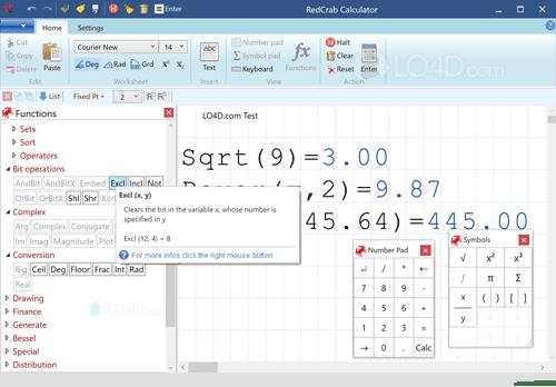 تحميل الحاسبة البيانية للكمبيوتر