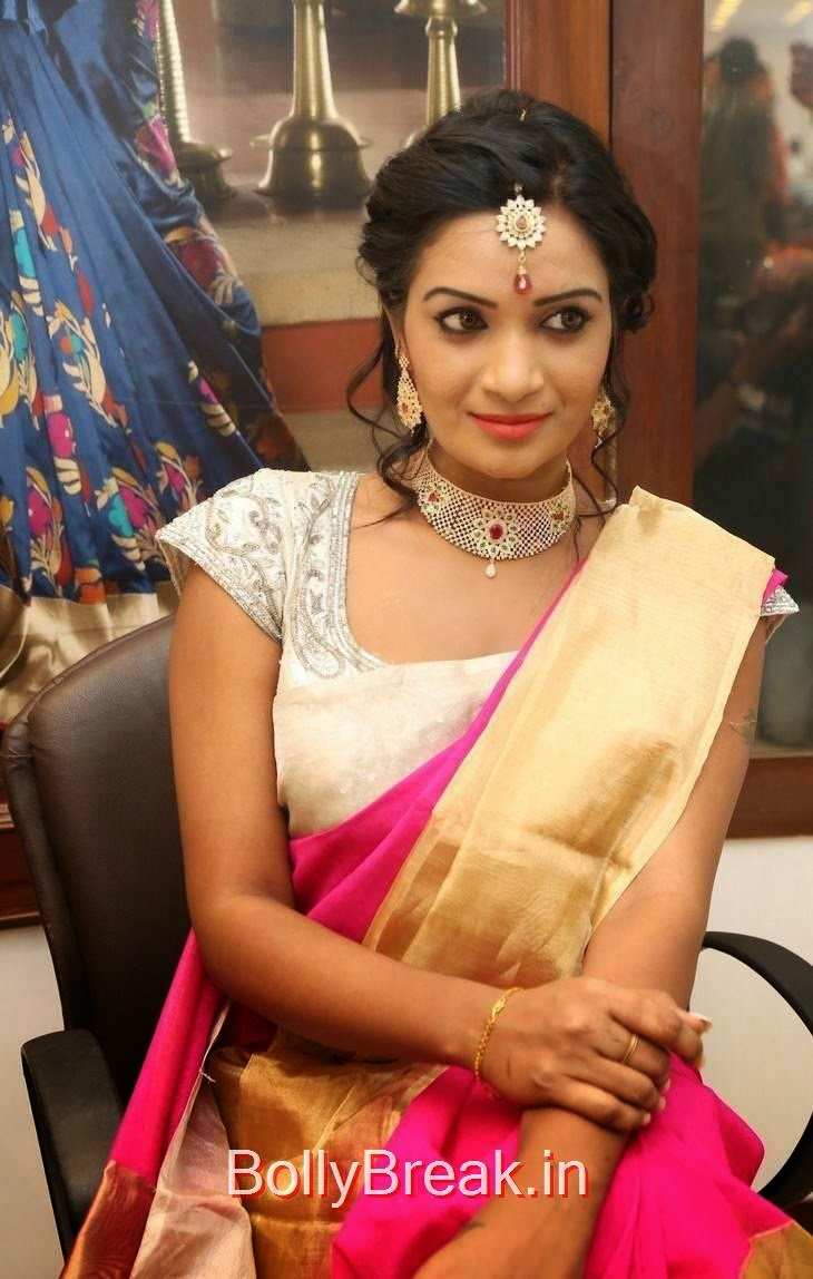 Sreevani Reddy Photos, Sreevani Reddy Hot Hd Images in Saree