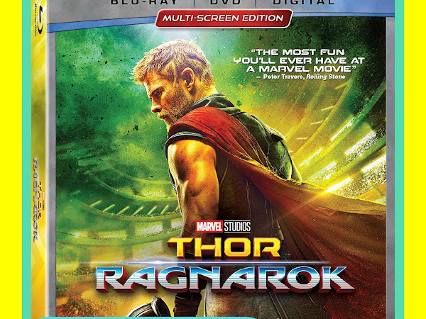 Why Thor Ragnarok The God Of Thunder Is A Must Watch & A Giveaway