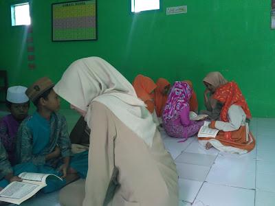 Pondok Ramadhan di MI Tashilul Mubtadiin
