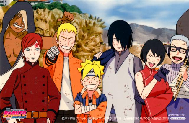 Boruto Naruto Movie BluRay- الفلم