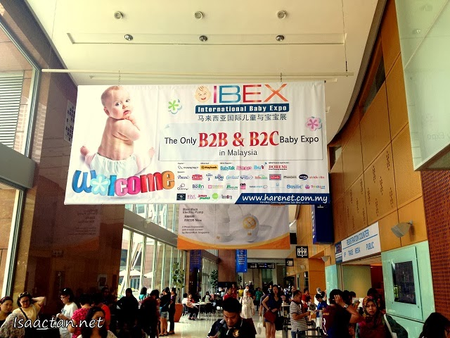 International Baby Expo (IBEX) 2013 KLCC