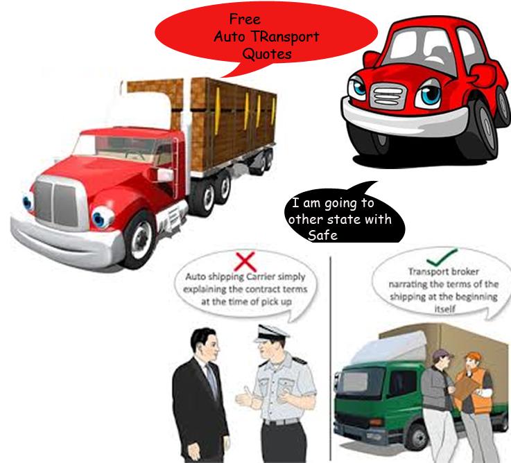 Free Auto Transport Quotes