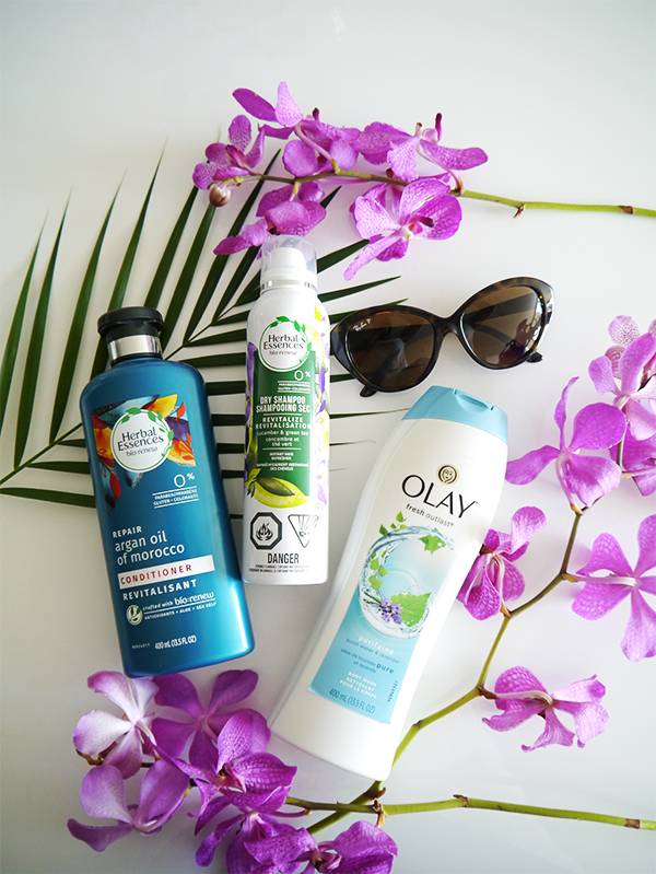 P&G summer beauty faves