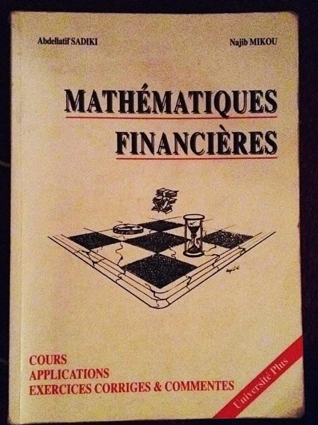 Livre de Mathématiques Financières