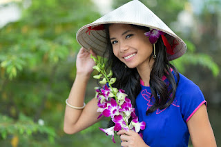 Thailand orchids