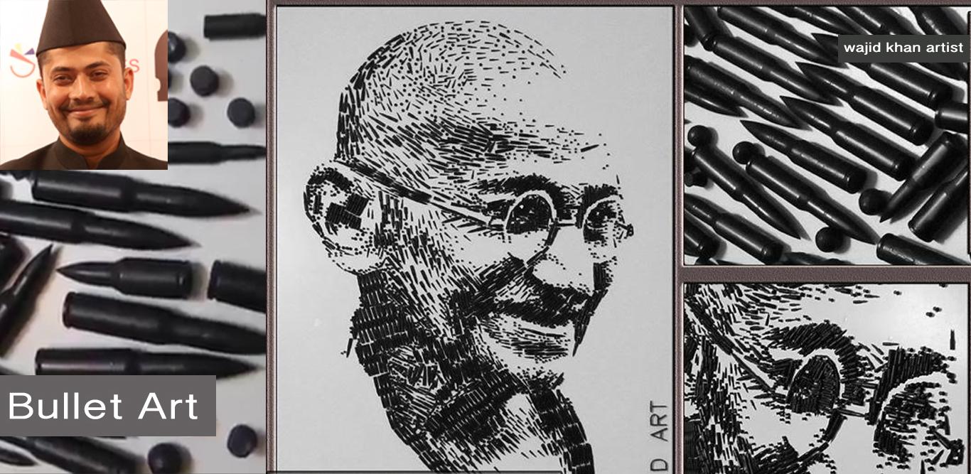 3 Days Art classes by Artist Wajid Khan of Indore