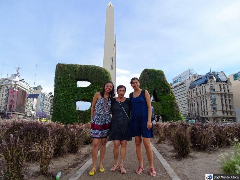 Obelisco de Buenos Aires (Argentina)