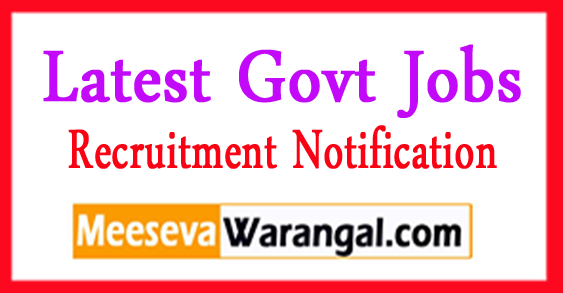 Road Construction Department RCD Recruitment