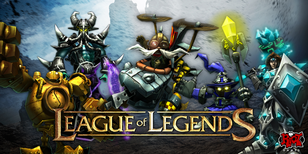 League of Legends-The most online Game played this Year