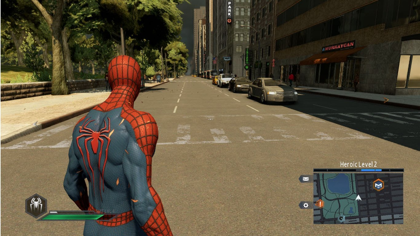 the amazing spider man 2 game free download full version