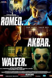 Romeo Akbar Walter (2019) Full Movie Hindi Pre DVDRip 720p
