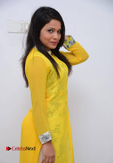 Actress Mamatha Pictures at Sudigali Movie Launch 0013