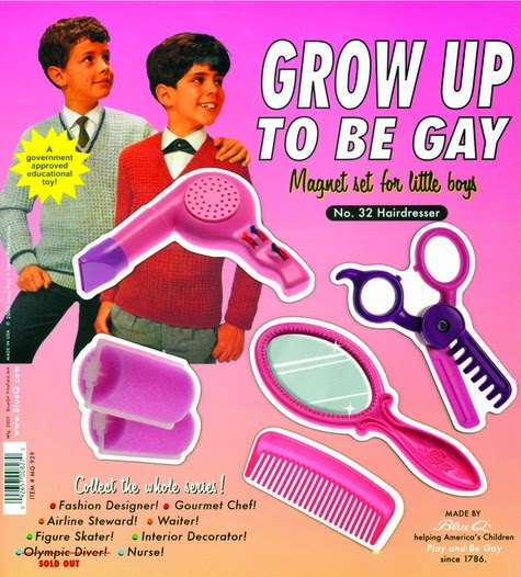 stories of growing up gay