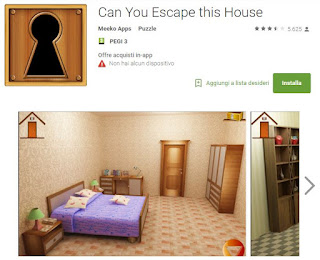Soluzioni Can You Escape this House di tutti i livelli
