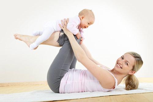 Chọn mua máy tập cơ bụng cho phụ nữ sau sinh