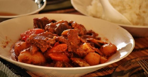 Beef Mechado (Beef Casserole) Recipe