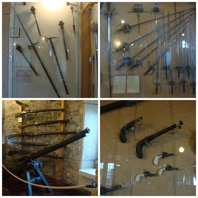 Second Tower - Cesta Tower em San Marino - Museo delle Armi Antique