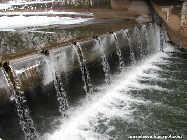 Река Миляцка, Сараево