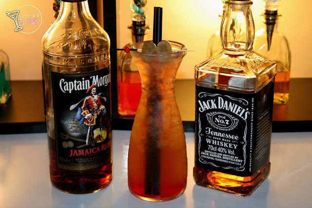 star jack daniels cocktail