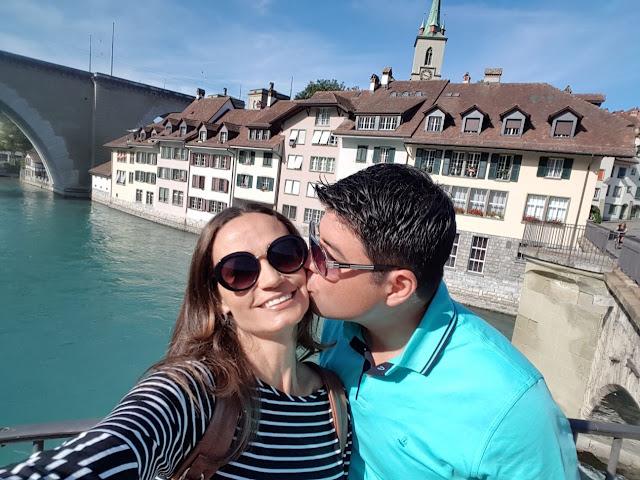 Conheça Berna na Suíça