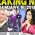 BREAKING NEWS TODAY: THREE JUSTICES l CJ SERENO l ROBIN PADILLA l MAYON VALCANO! DU30