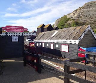 Hastings Miniature Railway