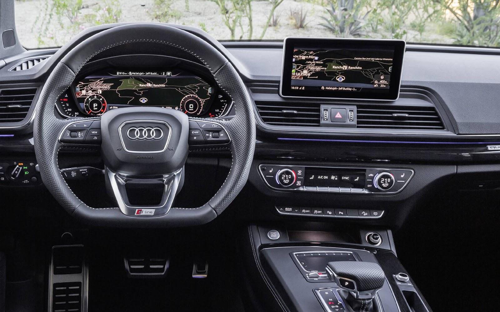 Novo Audi Q5 2018 Pre O No M Xico Come A Em R 103 Mil Car Blog Br