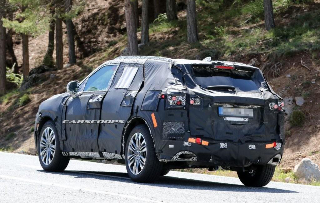 2020 Chevrolet Blazer Spy Shot Ms Blog