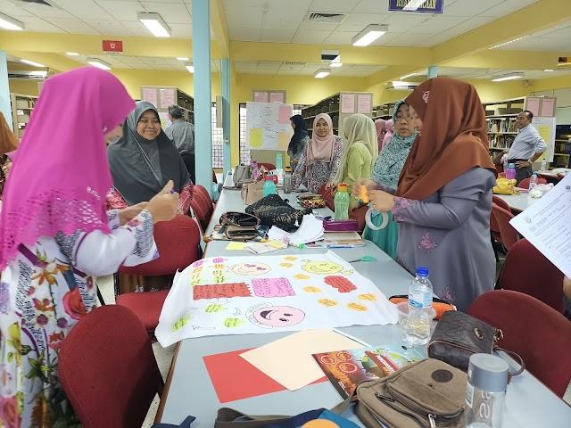Perkongsian Amalan Terbaik PAK21 di MRSM Beseri