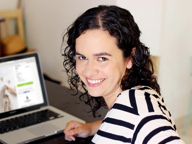 Elisheva Manekin from Loop Design Studio