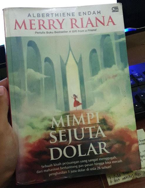 Mimpi Sejuta Dollar Merry Riana oleh Alberthiene Endah