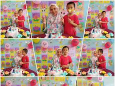 Sambutan Mother's Day di kelas Amin