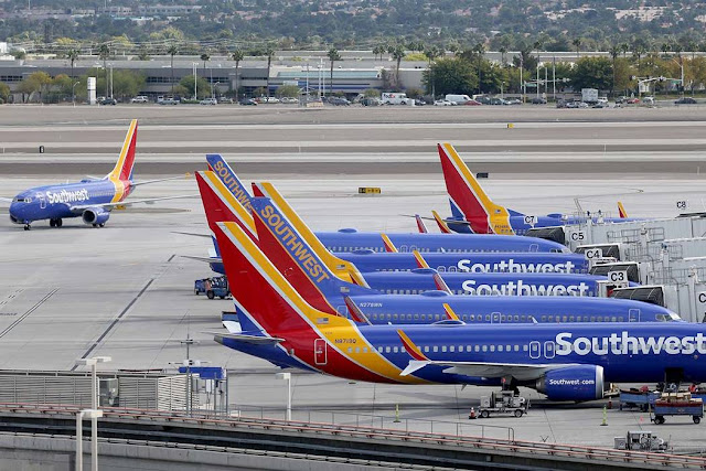 Flight Experience With Southwest Airlines