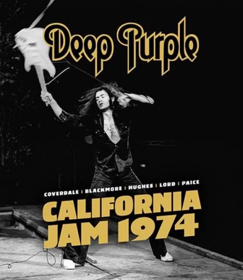 "DEEP PURPLE: Το ""California Jam 1974"" για πρώτη φορά σε Blu-ray"