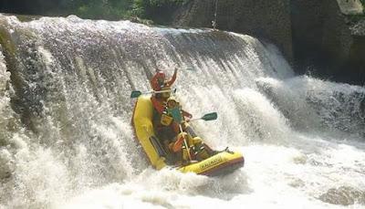Wisata Alam Rafting Di Batu Yang Sangat Memacu Adrenalin