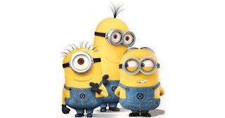 Minions Best Funny Group Singing HD Wallpapers