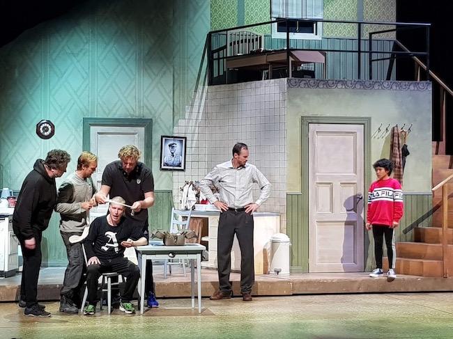billy elliot, tampereen työväen teatteri