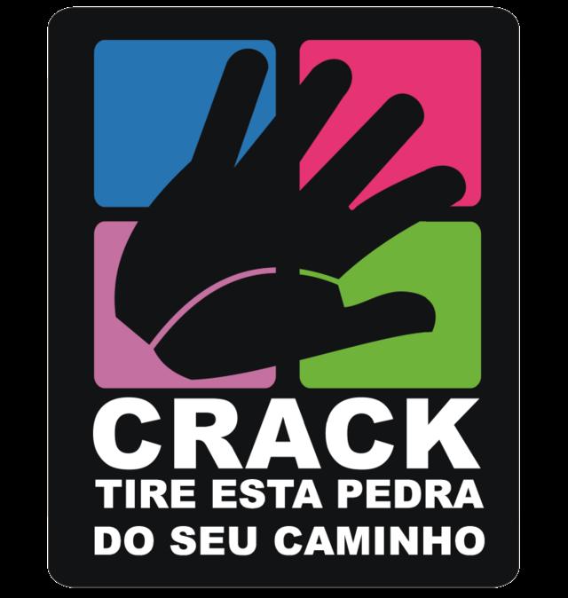 O mundo das drogas -  Cartaz da campanha do grupo Força Jovem Imperial