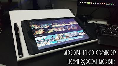 Editare foto pentru instagram cu Adobe Lightroom Mobile