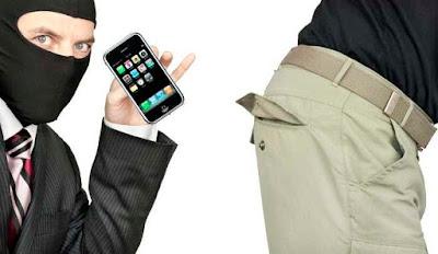 Els iPhones i els iPads podrien delatar als lladres